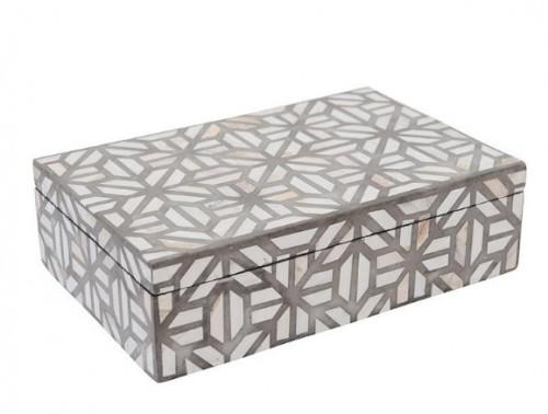 Bone Inlay Jewellery  Box