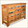 Antique Wooden Chest Of Drawer