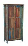 Rustic Reclaimed Wood Almirah