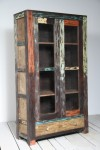 Wooden Almirah & Bookcase