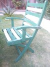 Wooden Garden Outdoor Chair